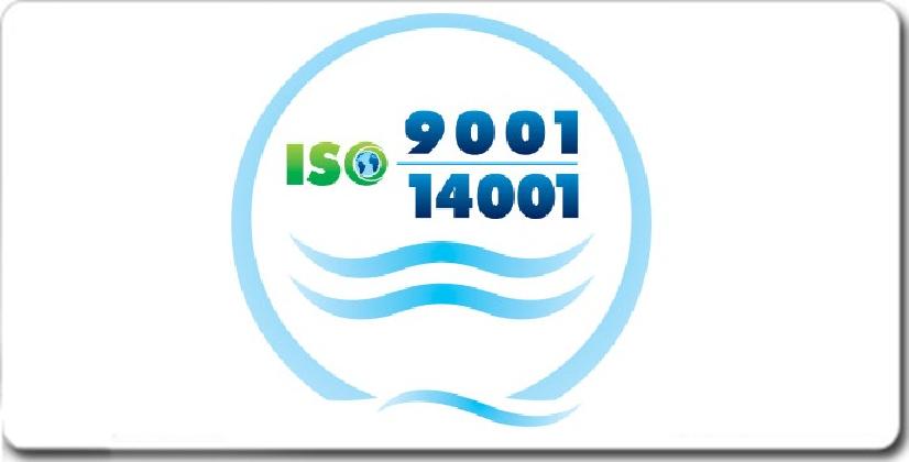 Iso 9001 e ISO 14000